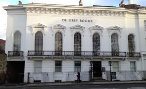 De Grey Rooms