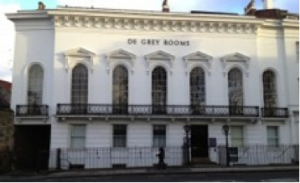 York Theatre Royal De Grey rooms