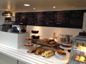 Horniman Cafe concept development