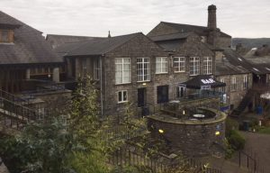 Brewery Arts Centre exterior